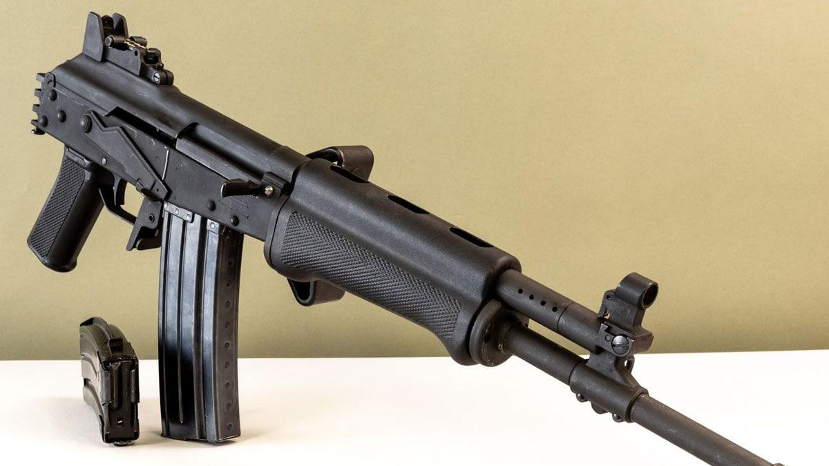 Valmet M76FS