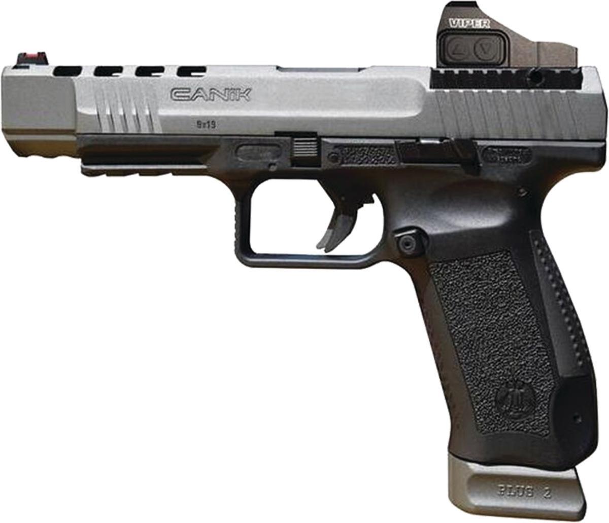 "CANIK TP9SFX 9MM TUNG 5"" VIPER FULL ACCESSORY PACK 9mm"