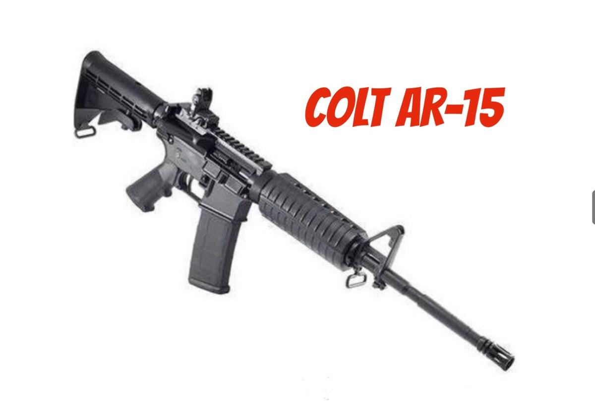 COLT M4 Carbine AR 15