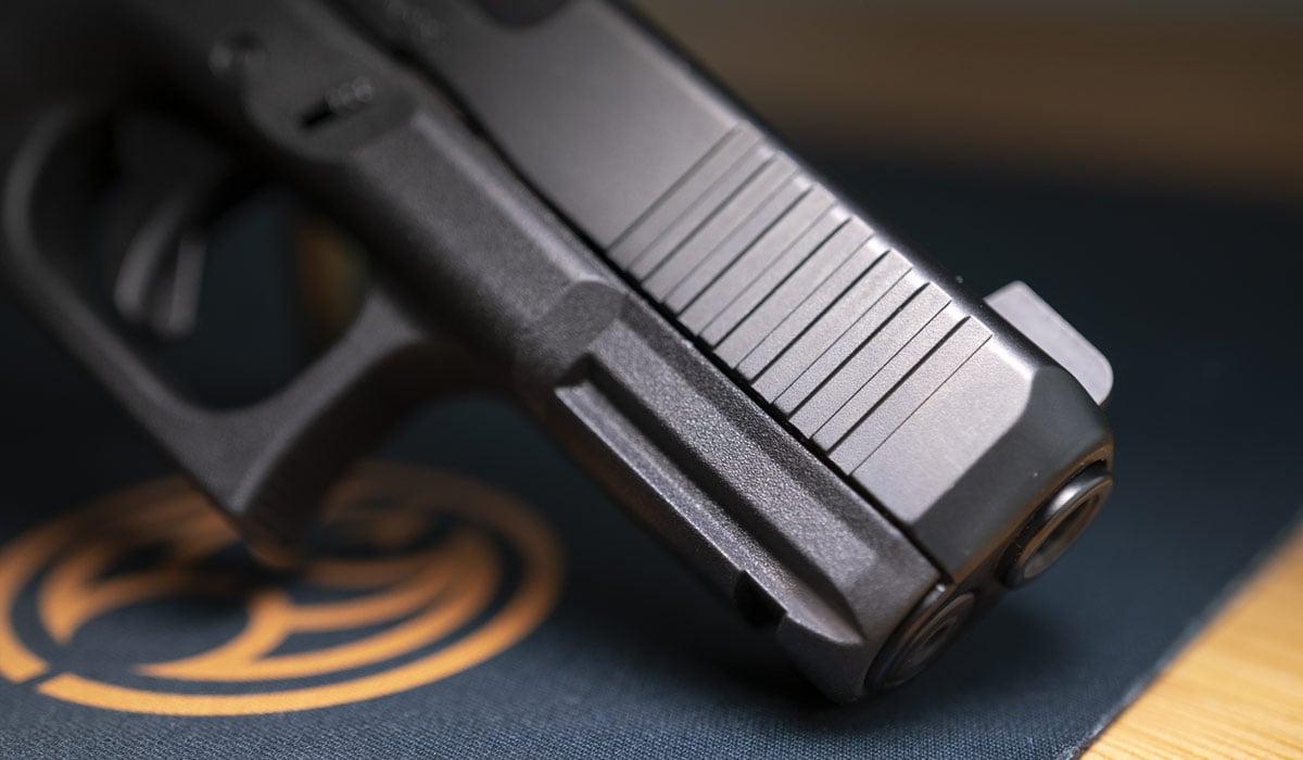 glock g45 front slide serrations