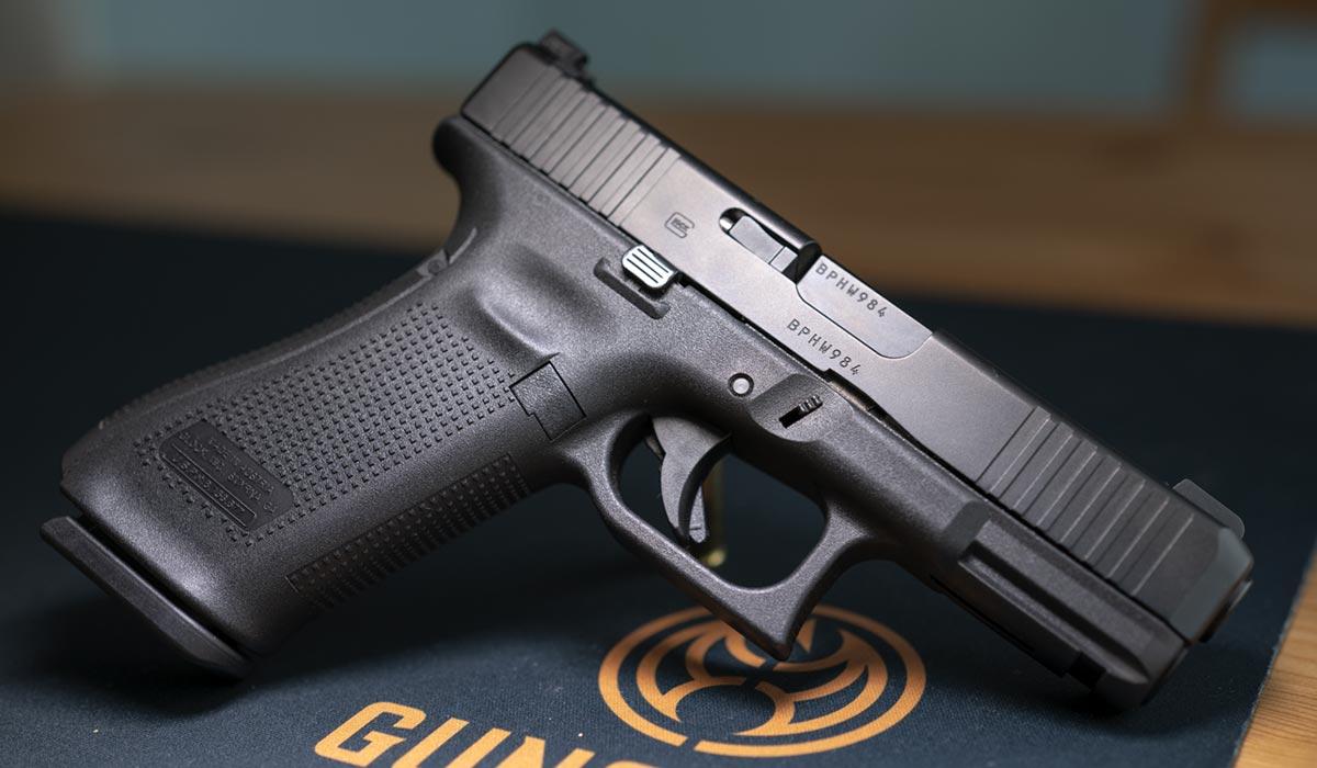 glock g45 handgun 9mm