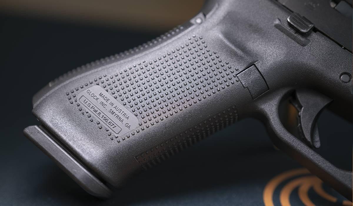 glock g45 grip handgun 9mm