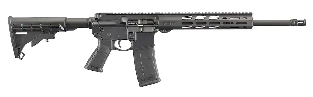 RUGER AR-556 - 8529