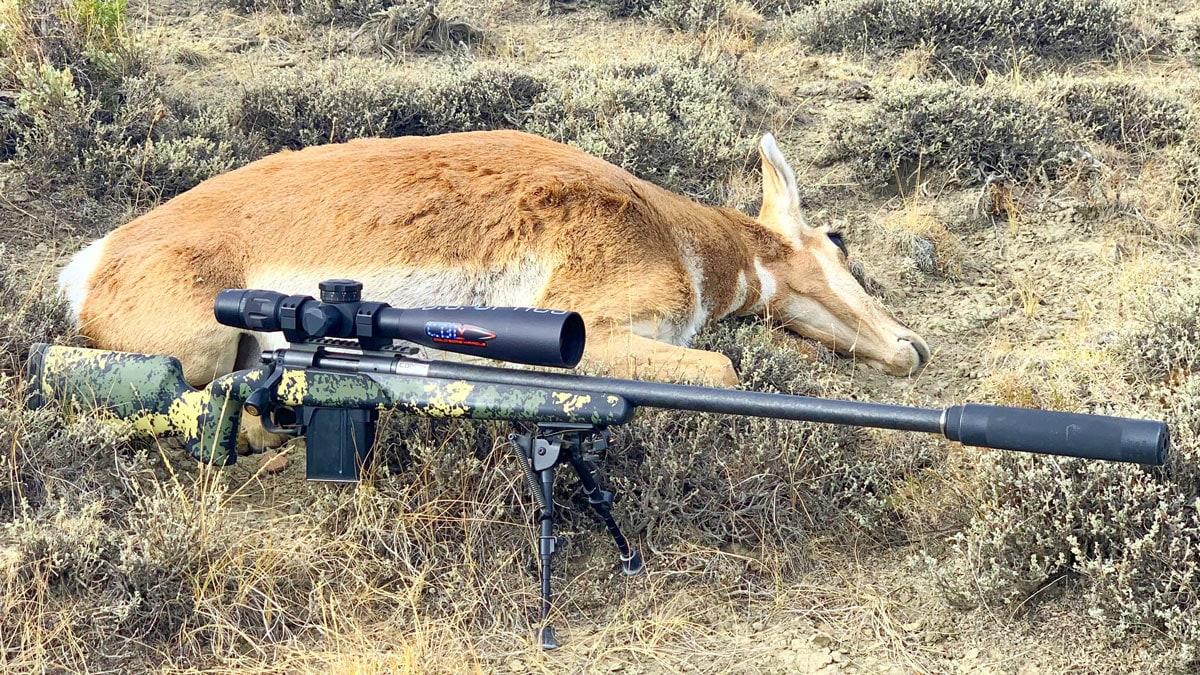 Remington 700 Rifle