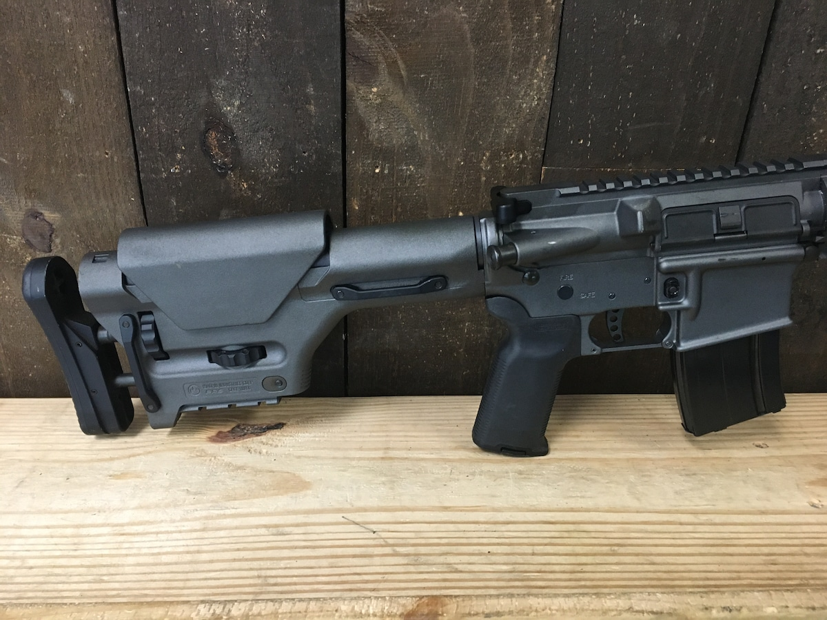 ALEXANDER ARMS LLC AAR15 ar-15 (4 magazines included and hard case)