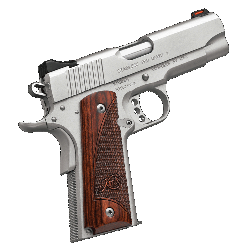 KIMBER 1911 STAINLESS PRO CARRY II