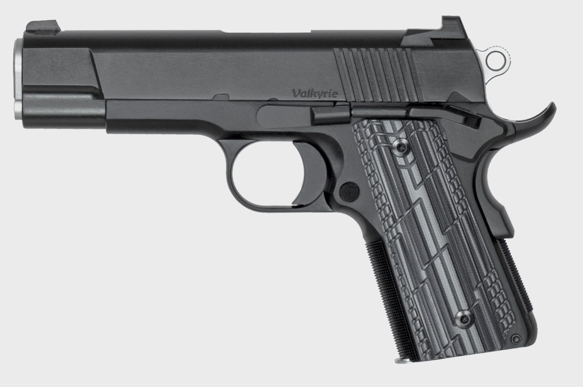 """DAN WESSON FIREARMS DW Valkyrie 9mm 4.25"""" Night Sights"""
