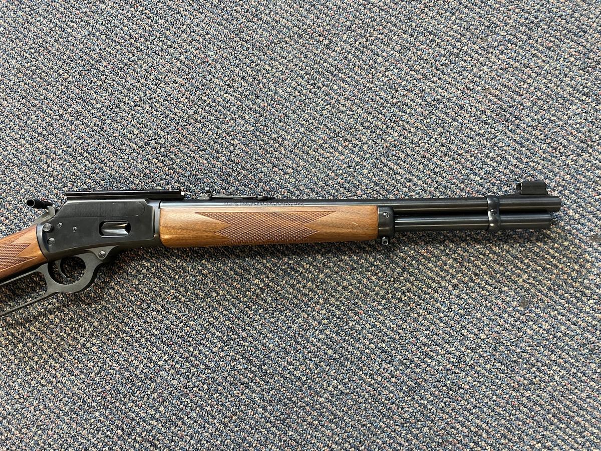 MARLIN 1894 limited Talo JM barrel