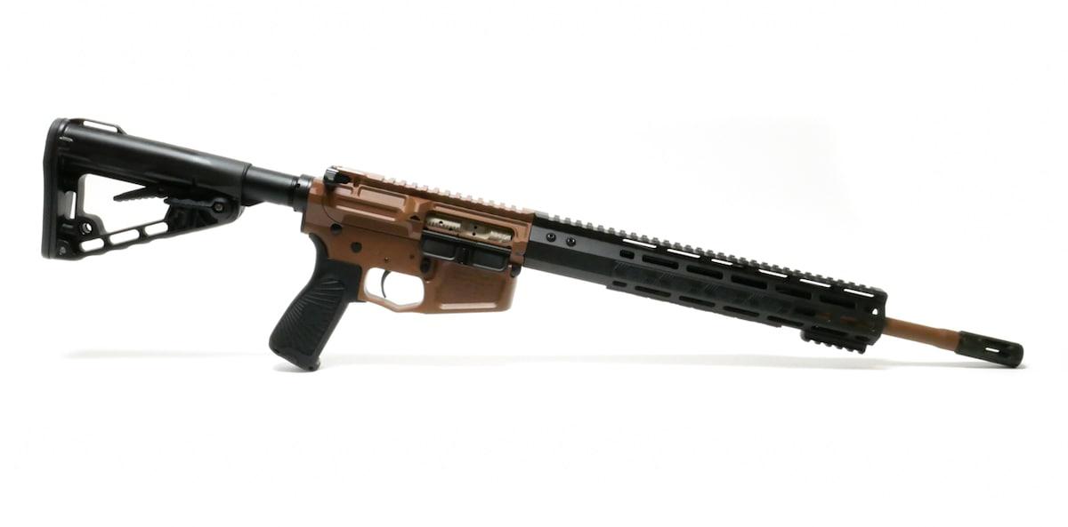 WILSON COMBAT RANGER-556-BLK/BRO