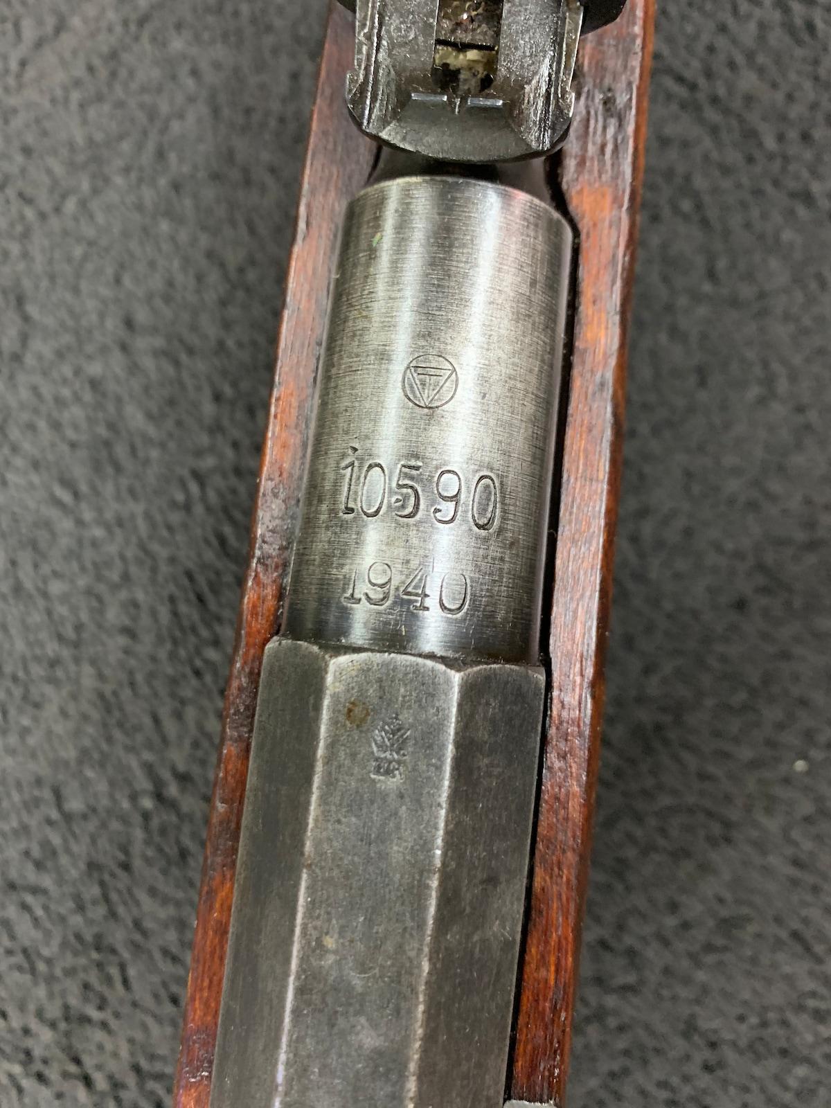 MOSIN-NAGANT Finnish M91 1940 Matching