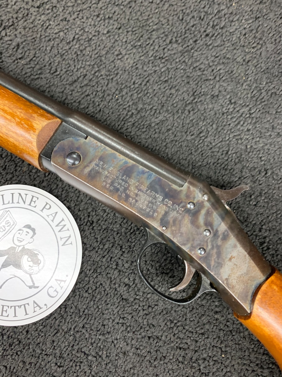 NEW ENGLAND FIREARMS CO. PARDNER