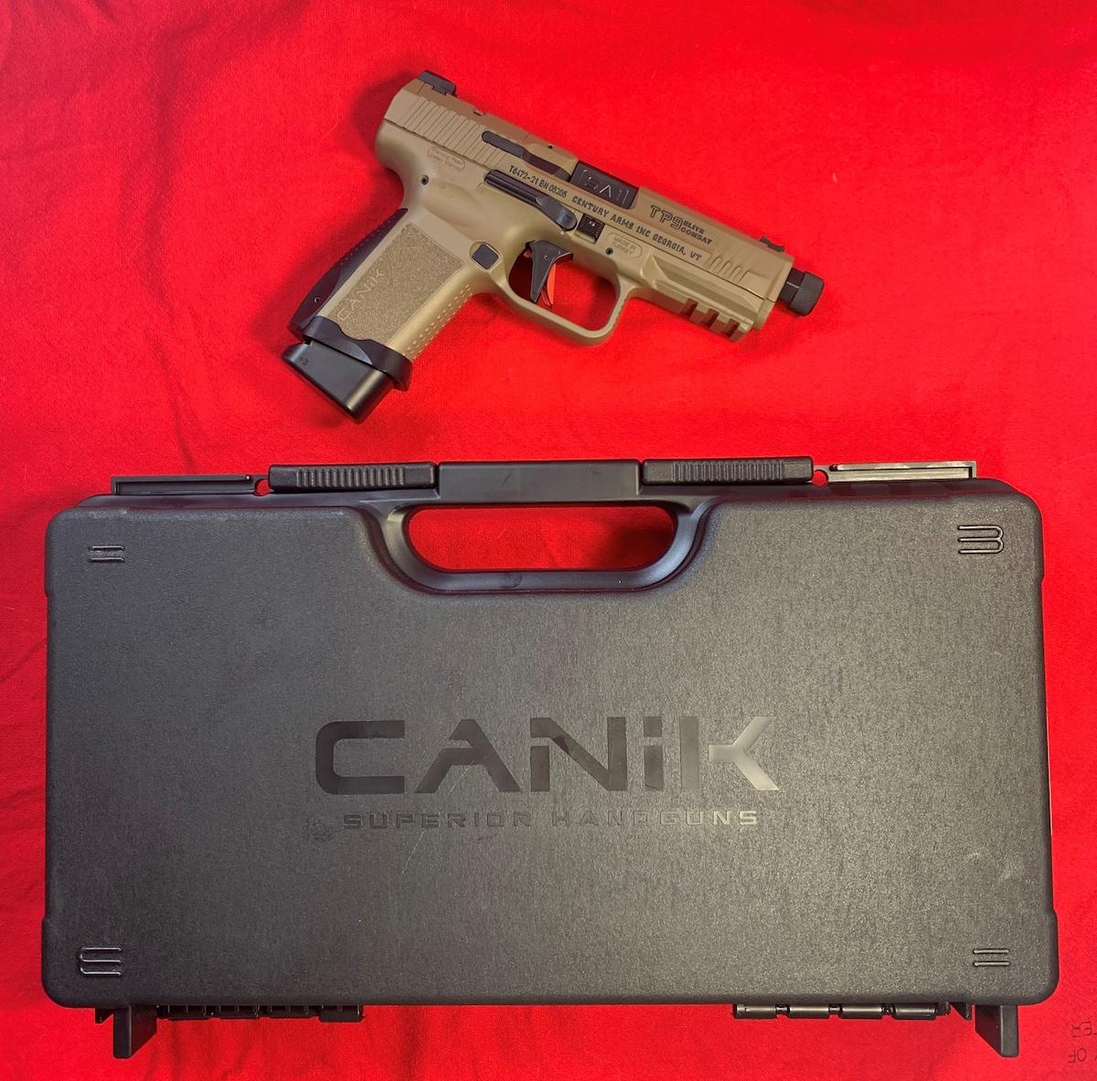CANIK TP9 ELITE COMBAT