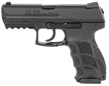 HK 81000103 P30 V1 Light LEM 9mm