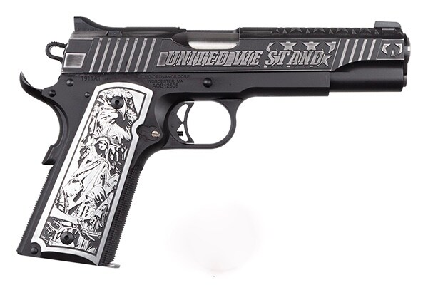 AUTO-ORDNANCE 1911 United We Stand Special Edition