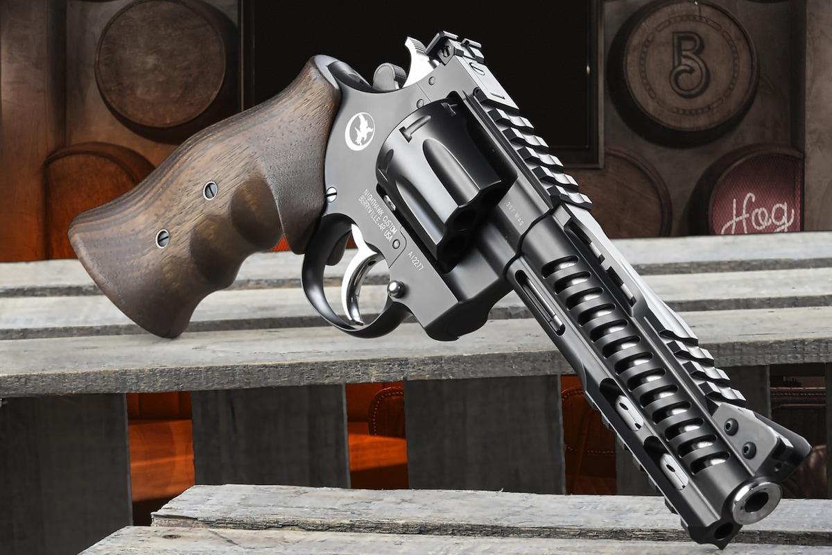 NIGHTHAWK CUSTOM KORTH-NXS-357