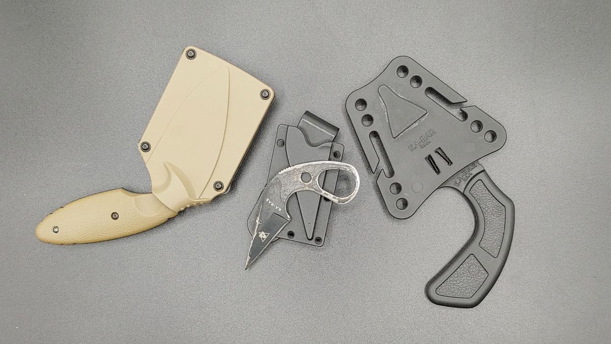 Ka-Bar TDI Knives