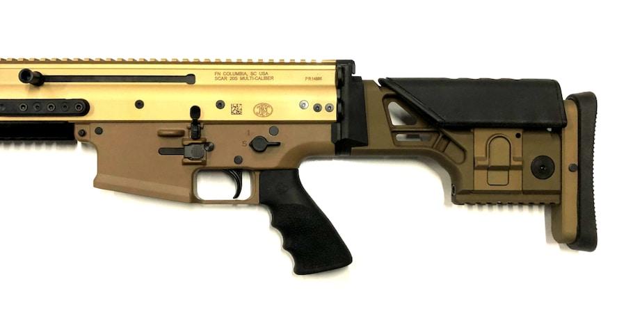 FN Scar 20S - 38996