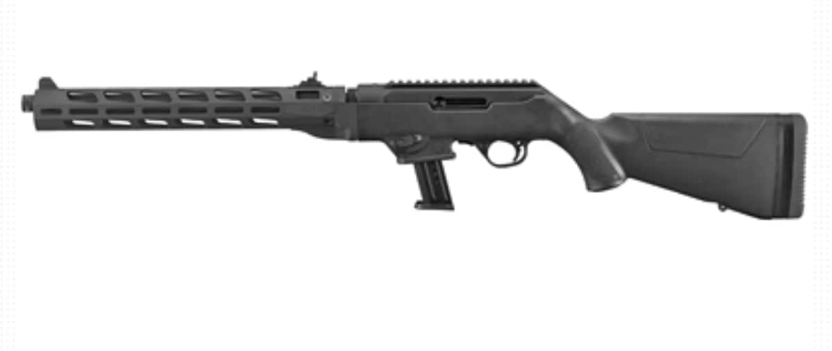 RUGER PC Carbine 9mm Rifle
