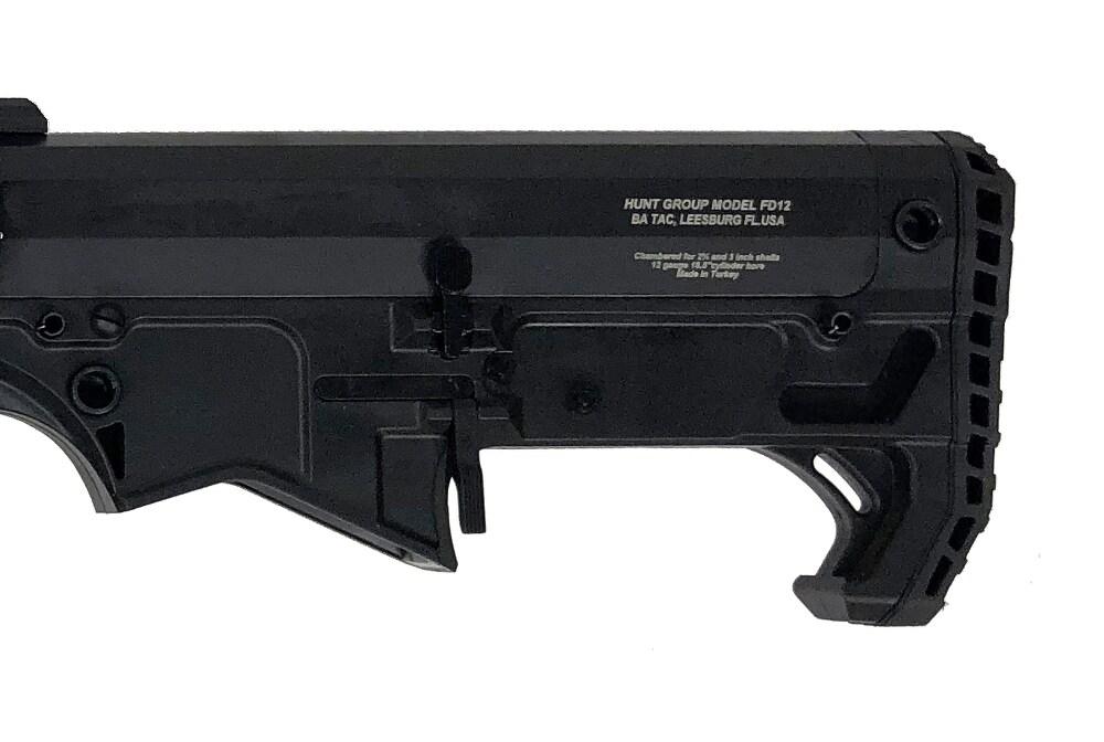 BLACK ACES TACTICAL Bullpup Pump - BATBPPBLK