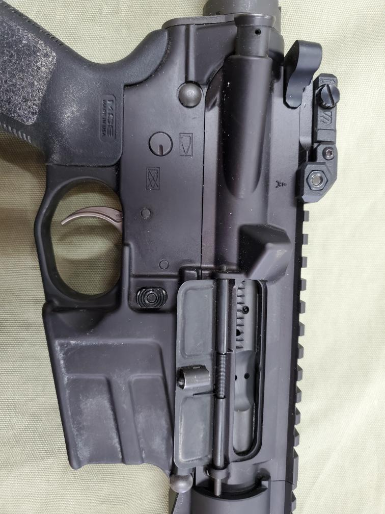 SAVAGE ARMS MSR 15 RECON