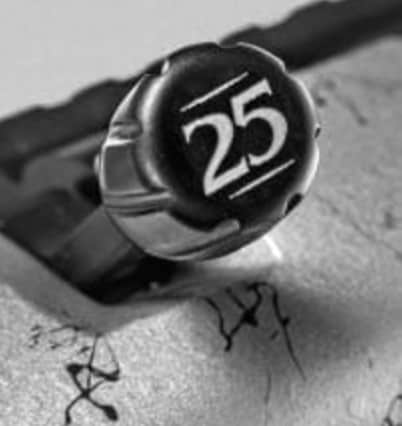 CHRISTENSEN ARMS Traverse 25th Anniversary