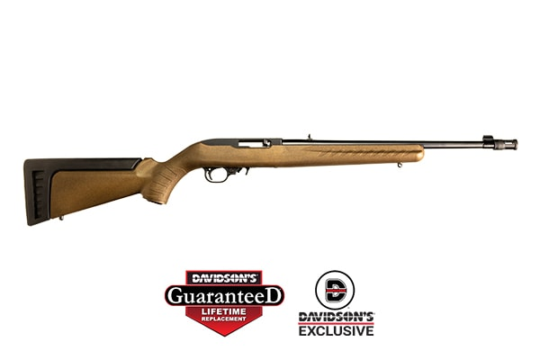 RUGER 10/22 Copper Mica Special Edition