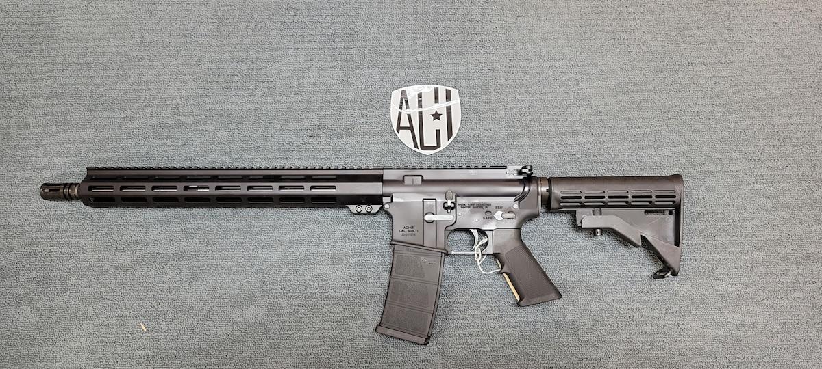 ANDRO CORP INDUSTRIES ACI-15 Bravo AR-15 Rifle
