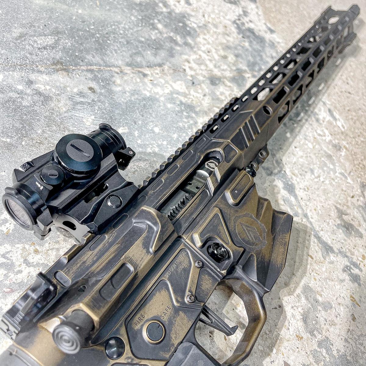 3RD GEN TACTICAL Patriot Carbine