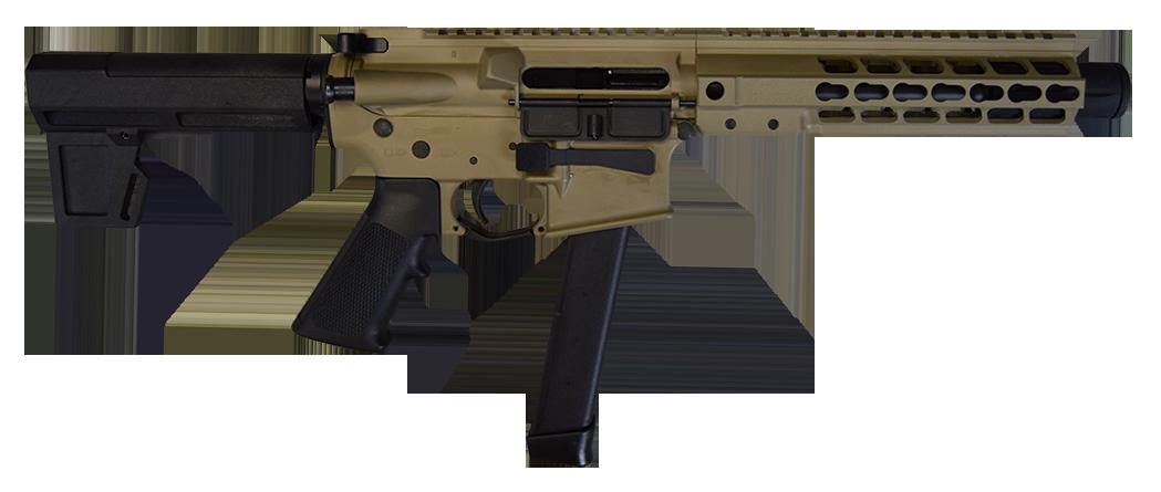 Brigade Firearms BM-9
