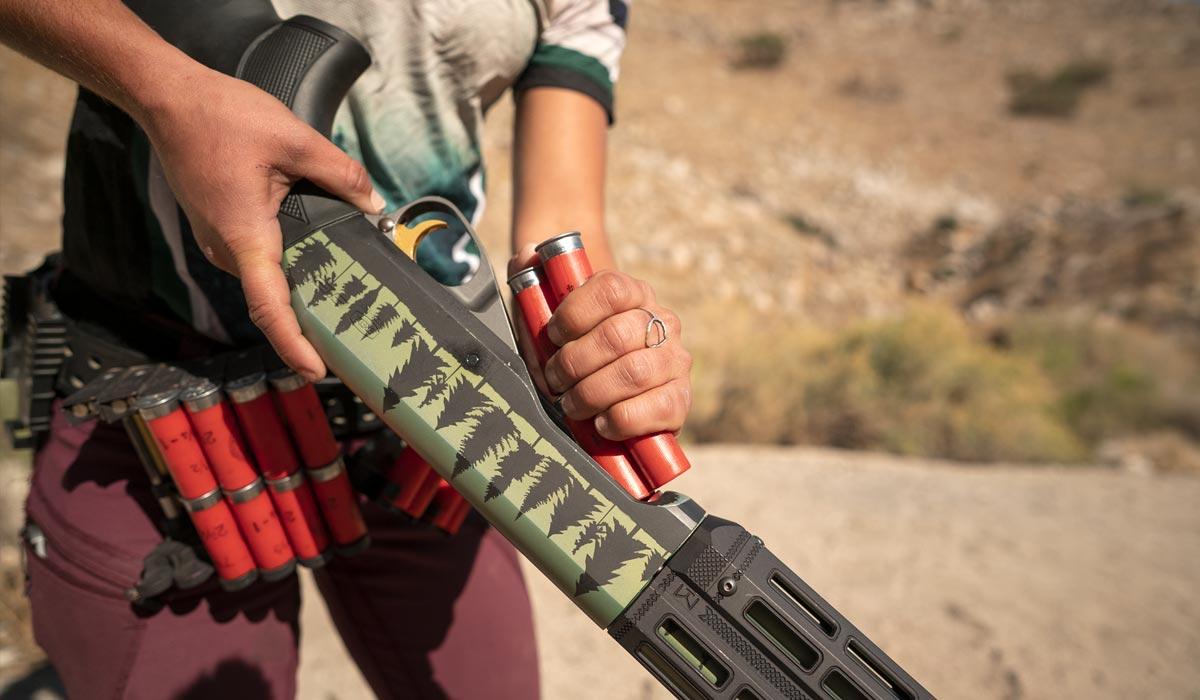 King's Competition Safariland shotgun caddies tthrone competition