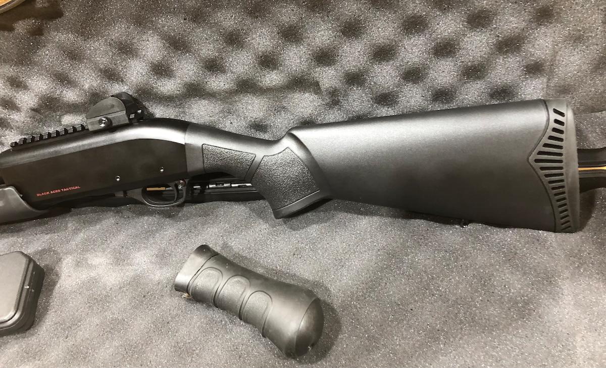 BLACK ACES TACTICAL Pro Series X Pump