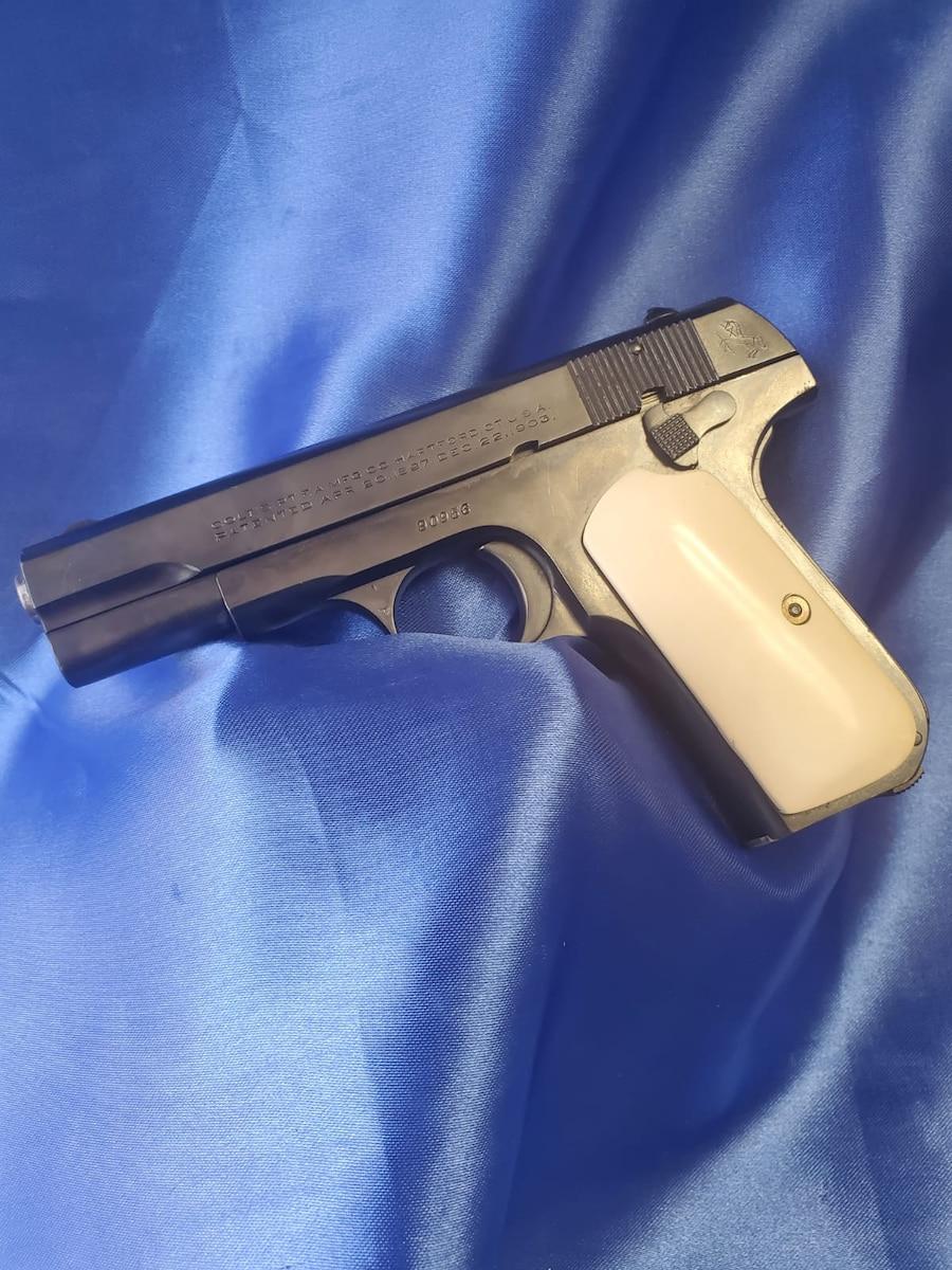COLT M1908 POCKET HAMMERLESS