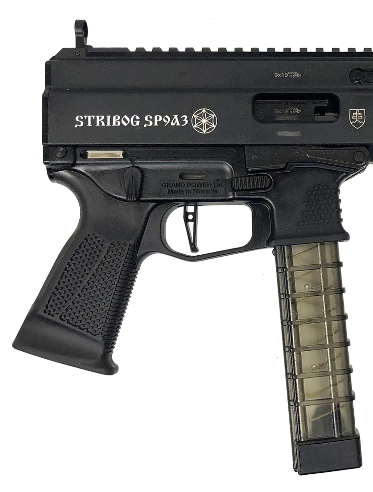 GRAND POWER Stribog - SP9A3