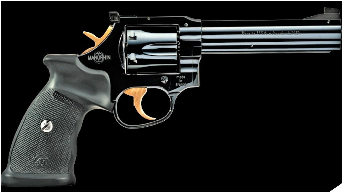 Coming to America: Beretta Importing New Manurhin MR73 Revolvers :: Guns.com