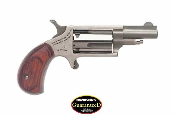 NORTH AMERICAN ARMS 22M Mini-Revolver 22 Mag