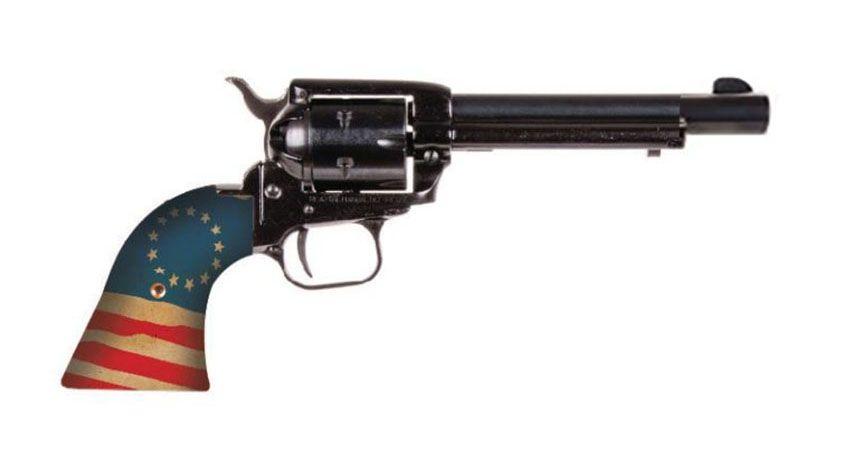HERITAGE MFG. Rough Rider Betsy Ross American Flag