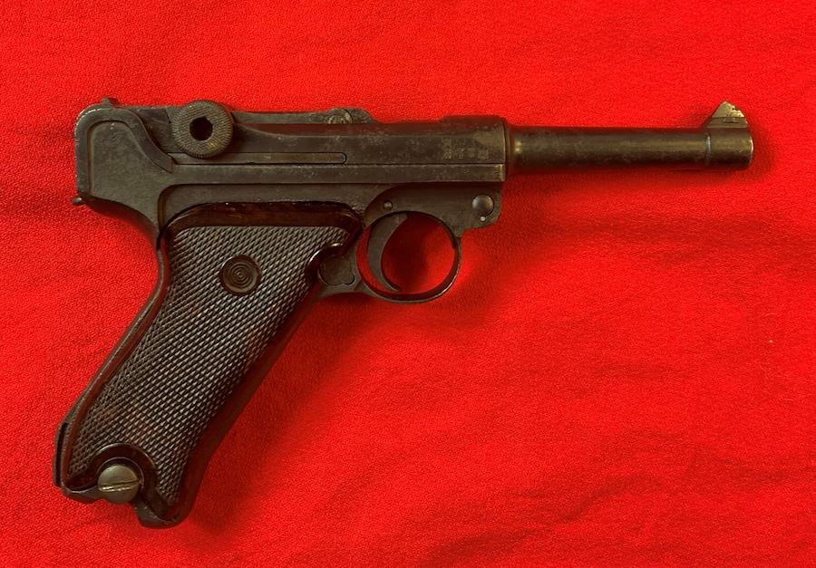 ERFURT 1916 LUGER