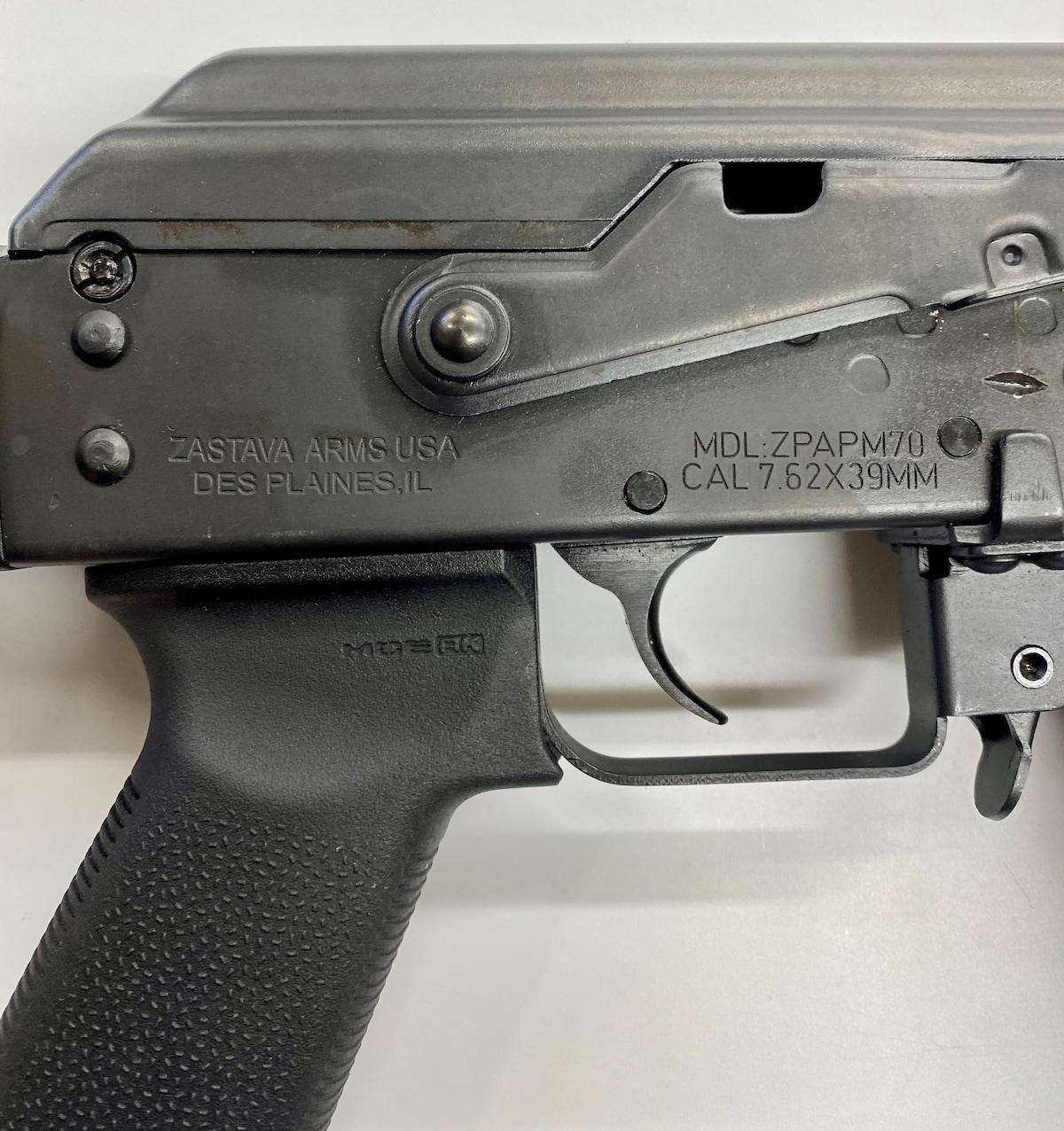 ZASTAVA ARMS ZPAP M70 Poly