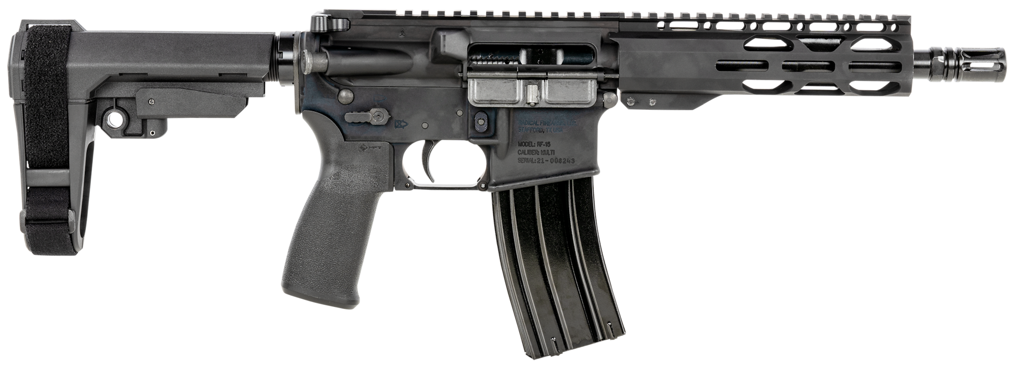 Radical Firearms Forged