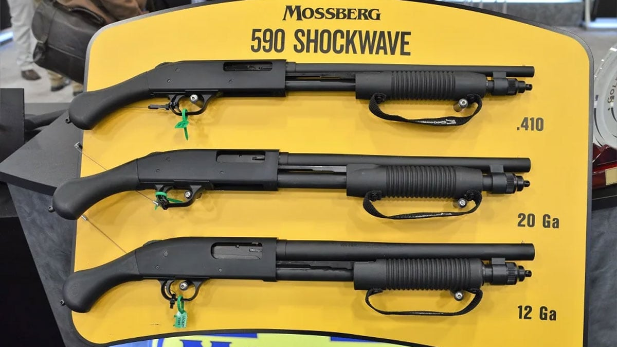 Mossberg Shockwave Home Defense