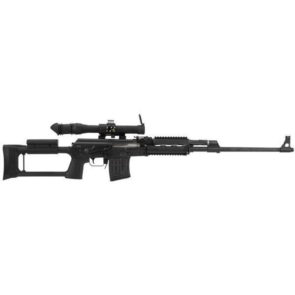 ZASTAVA ARMS M91 SNIPER 7.62x54R WITH SCOPE 4-24
