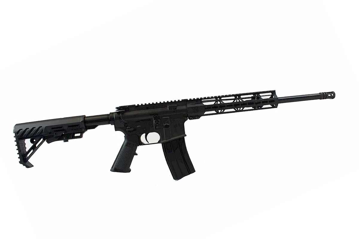 "ZAVIAR LLC AR-15 Z40501 'OPERATOR SERIES' 16"" GOVERNMENT COMPLETE RIFLE / 1:8 TWIST / 10"" KEYMOD"