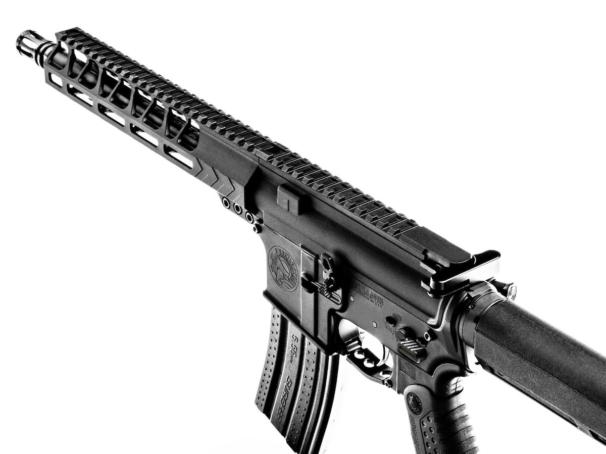 BATTLE ARMS DEVELOPMENT Forged WORKHORSE DEFENSE AR Pistol - WORKHORSE-018