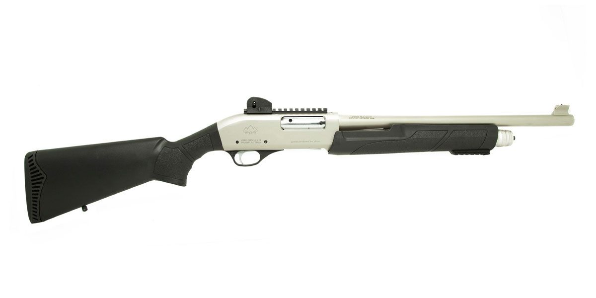 BLACK ACES TACTICAL Pro Series X Nickel Full Stock & Shockwave Grip