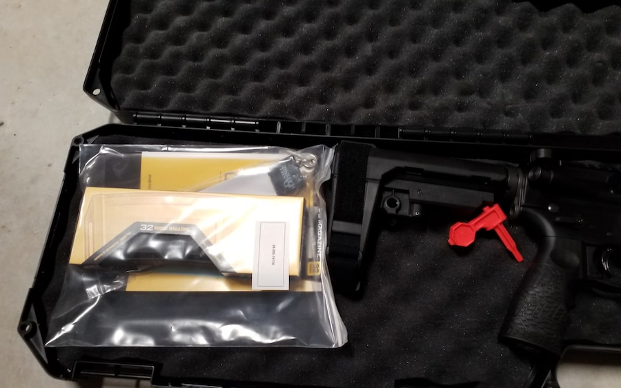 DANIEL DEFENSE DDM4 V7 Pistol