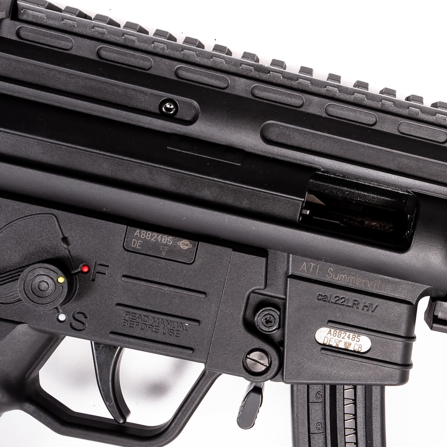 GERMAN SPORT GUNS GSG-16