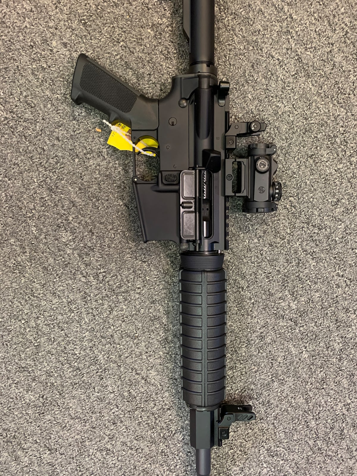 ANDERSON MANUFACTURING AM-15 AR15 Rifle
