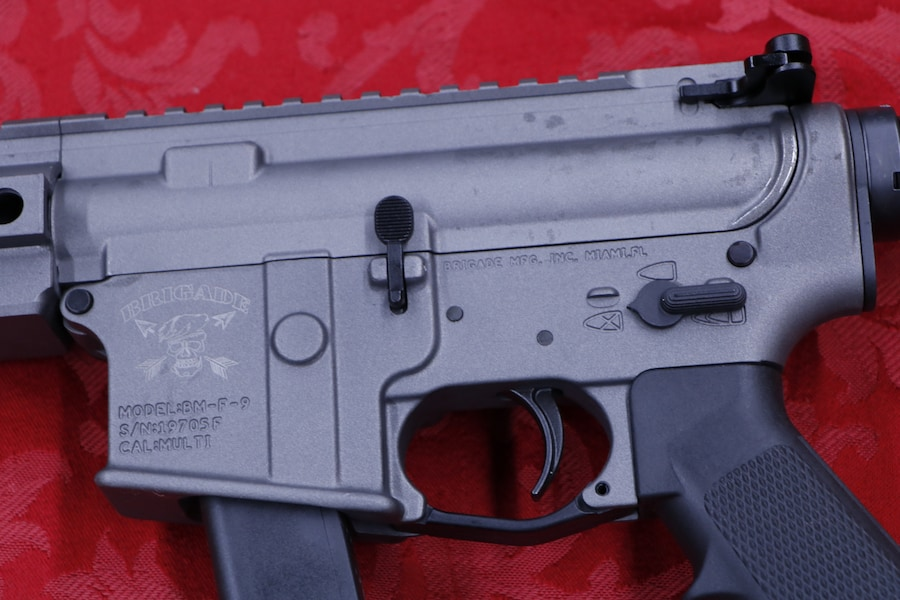 BRIGADE MFG. BM-9