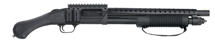 "MOSSBERG 590 SHOCKWAVE SPX 12/14 3"" PICATINNY RAIL 