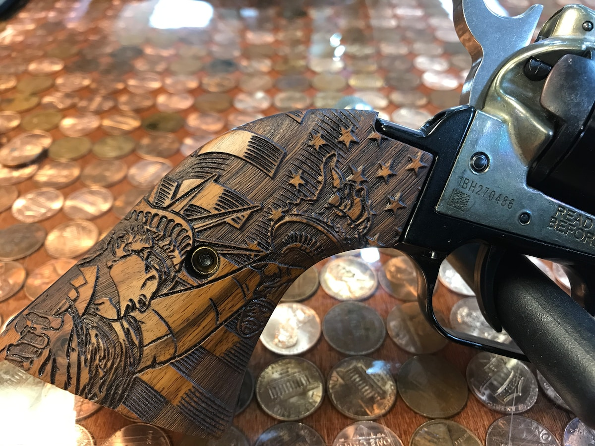 HERITAGE ARMS ROUGH RIDER